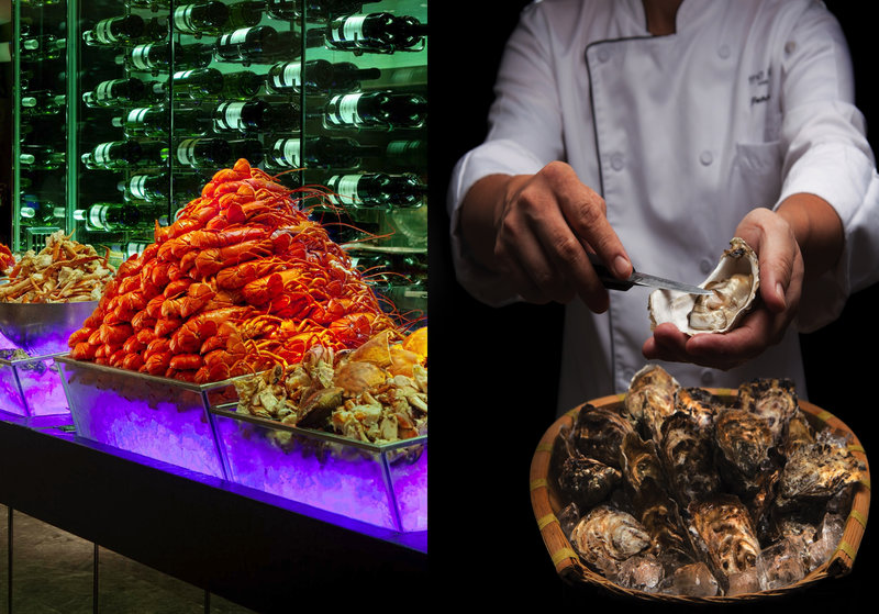 Yamm The Mira Hong Kong Oyster and Lobster Dinner Buffet OKiBook Hong Kong - Restaurants, Buffet, Booking, Reviews Deals, Discounts, Dining Promotions 香港,餐廳及預訂,自助餐, 評價,折扣,優惠, 餐飲促銷
