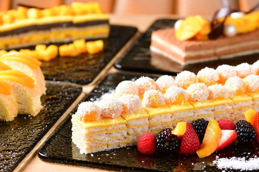 5_芒果甜品