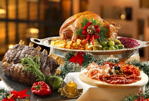 Mezzo Regal Kowloon Hotel Mezzo - 富豪九龍酒店 Festive set dinner - OKiBook Hong Kong Restaurant Booking