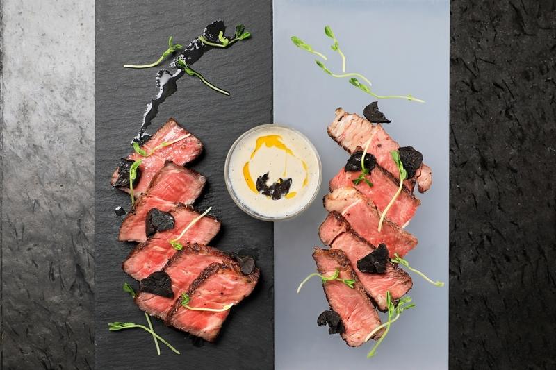 Yamm The Mira - Dry-Aged vs Wet-Aged Beef - Teppaniyaki - OKiBook Hong Kong Restaurant Booking