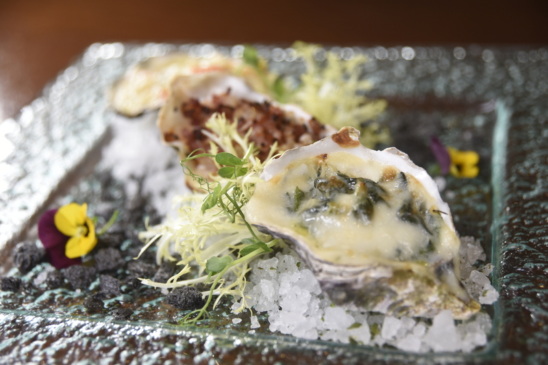American Classic Baked Oyster美國焗蠔_Harbour Restaurant - The Harbourview - 灣景廳 - 灣景國際 OKiBook Hong Kong Restaurant Booking 1