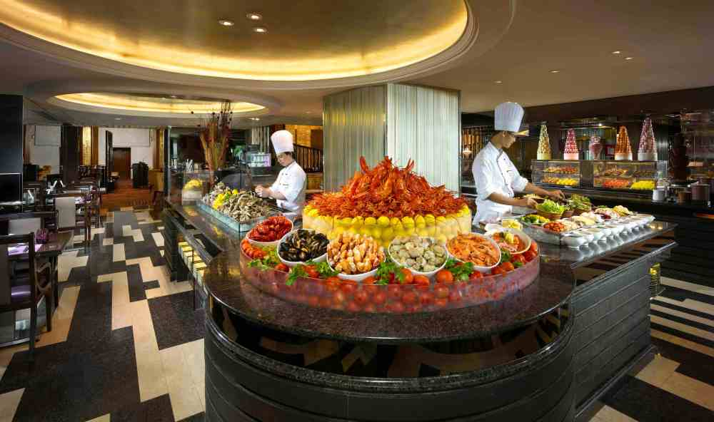 Cafe on M InterContinental Grand Stanford 海景咖啡廊 - 海景嘉福洲際酒店 Seafood Buffet - OKiBook Hong Kong Restaurant Booking
