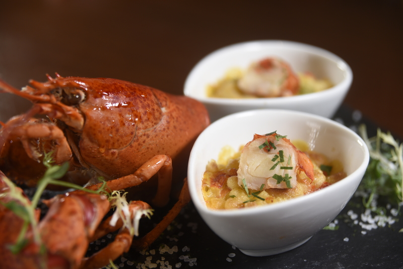 Lobster Crumble龍蝦金寶_Harbour Restaurant - The Harbourview - 灣景廳 - 灣景國際 OKiBook Hong Kong Restaurant Booking 5