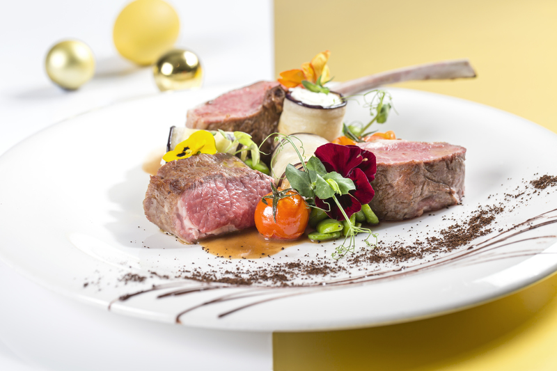 AVA Restaurant Slash Bar Hotel Panorama - 隆堡麗景酒店 - Easter 復活節 - OKiBook Hong Kong Restaurant Buffet booking 自助餐預訂香港 Roasted Australian lamb loin 5