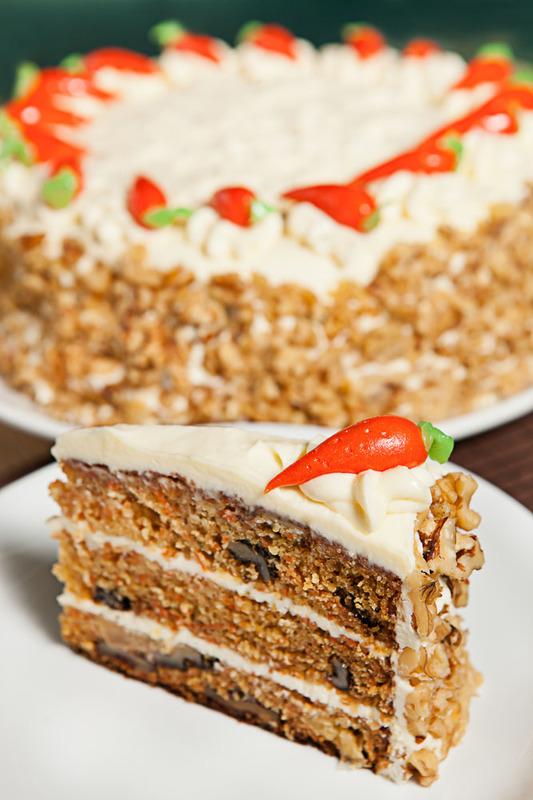 Cafe Aficionado Regal Airport Hotel 藝廊咖啡室 - 富豪機場酒店 - Easter 復活節 - OKiBook Hong Kong Restaurant Buffet booking 自助餐預訂香港 - Carrot Cake