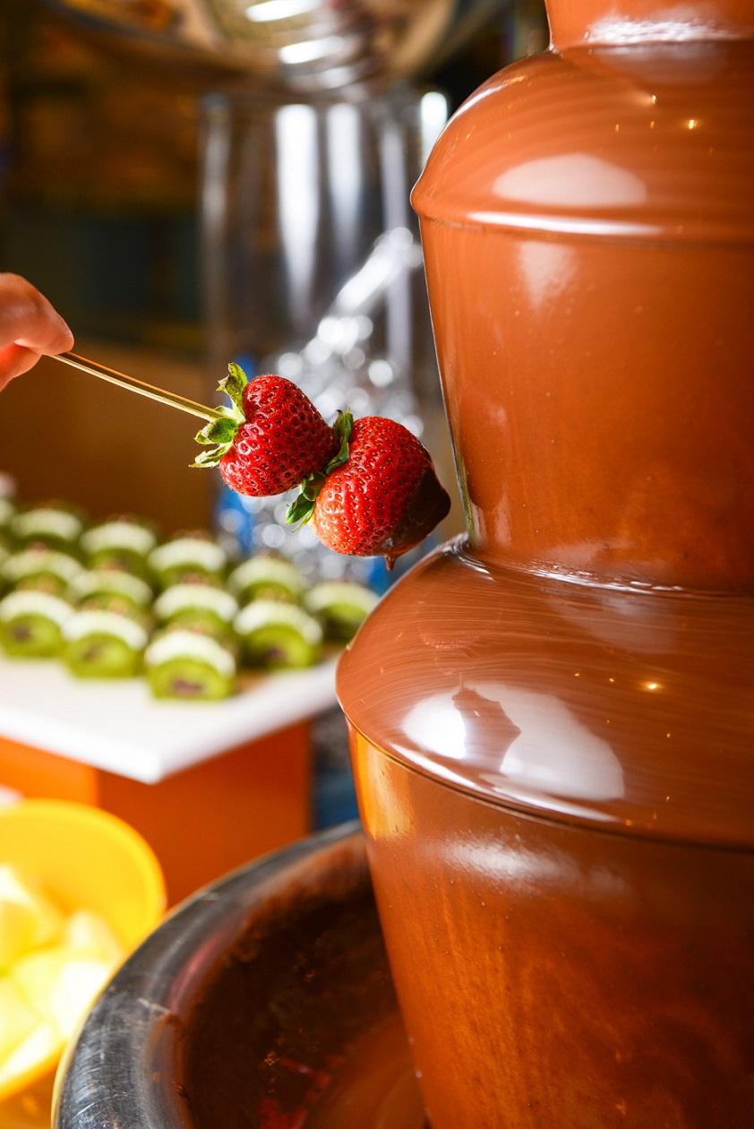 Cafe Rivoli Regal Hong Kong 御花園咖啡室 - 富豪香港酒店 Afternoon-tea buffet - OKiBook Restaurant Booking 自助餐預訂香港5
