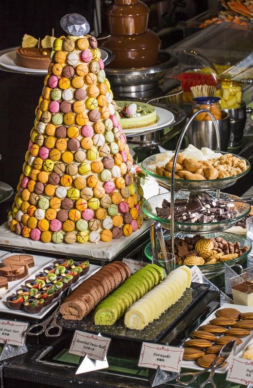 Café Express Hotel Panorama - 隆堡麗景酒店 - Seafood Fever - 全新甜品專區 -OKiBook Hong Kong Restaurant Buffet booking 自助餐預訂香港 7