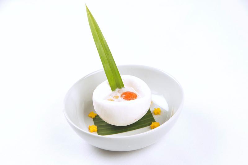 Yamm The Mira Hong Kong - OKiBook Hong Kong Restaurant Booking 自助餐預訂香 - Celadon_BUALOY KAIKEM NAI MAPROAW ORN