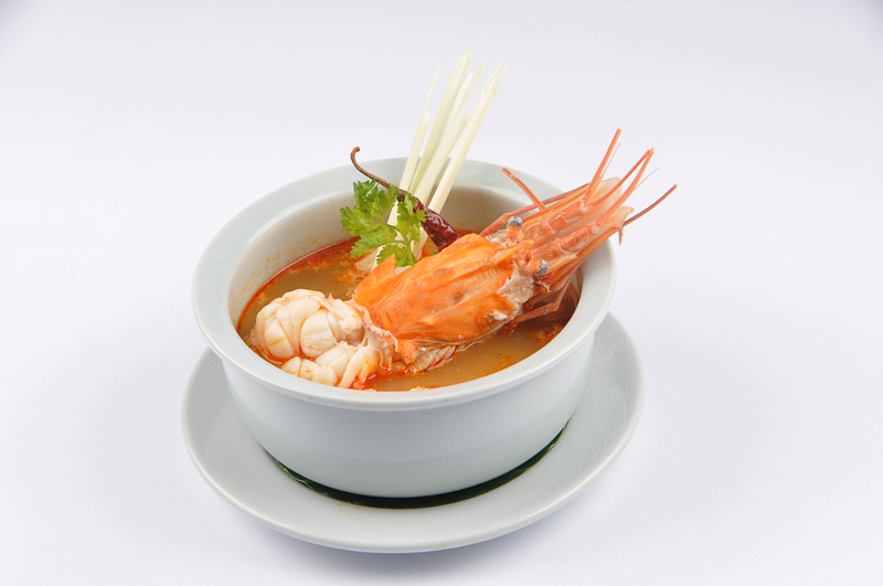 Yamm The Mira Hong Kong - OKiBook Hong Kong Restaurant Booking 自助餐預訂香 - Celadon_TOM YAM GOONG MAENAAM