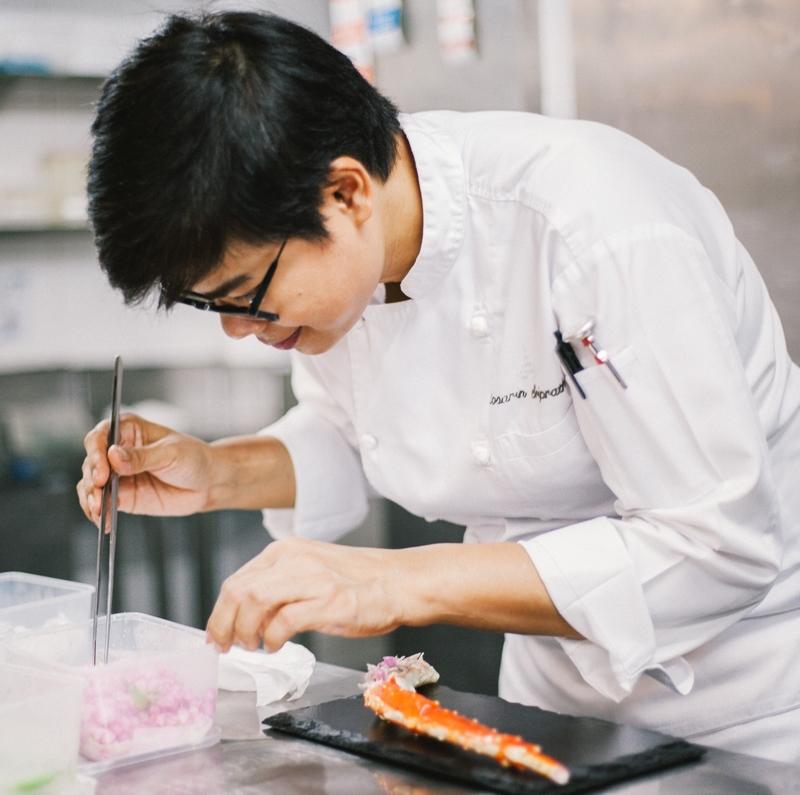 Yamm The Mira Hong Kong - OKiBook Hong Kong Restaurant Booking 自助餐預訂香 - Chef Rin_Kitchen of Celadon