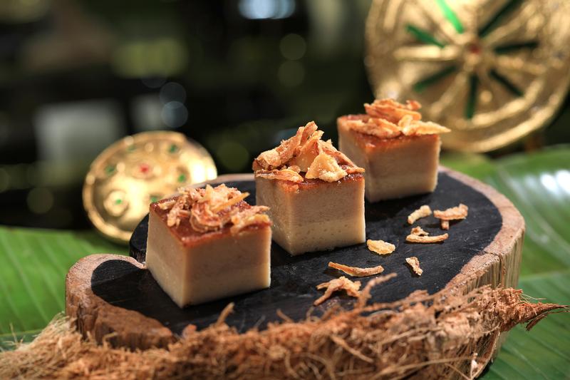 Yamm The Mira Hong Kong - OKiBook Hong Kong Restaurant Booking 自助餐預訂香 - Songkran Spread by Chef Danita_Mung Bean Thai Custard
