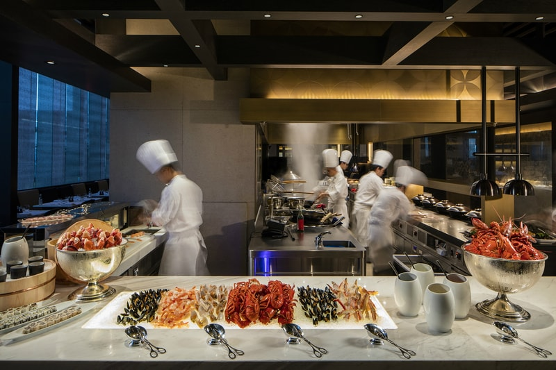 Grand Cafe - Grand Hyatt Hong Kong - 香港君悅酒店 - Mother's Day 母親節優惠 - OKiBook Hong Kong Restaurant Booking 自助餐預訂香