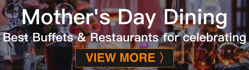 Mother's Day 母親節優惠 - OKiBook Hong Kong Restaurant Buffet booking 自助餐預訂香港