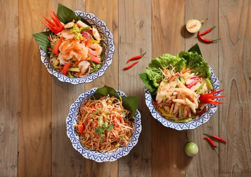 addPrince Prince Hotel 太子酒店 OKiBook Hong Kong Restaurant Buffet Booking 自助餐預訂香 - addPrince A Taste of Thai Dinner Buffet 東南亞風味美饡3