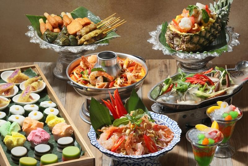 addPrince Prince Hotel 太子酒店 OKiBook Hong Kong Restaurant Buffet Booking 自助餐預訂香 - addPrince A Taste of Thai Dinner Buffet 東南亞風味美饡2