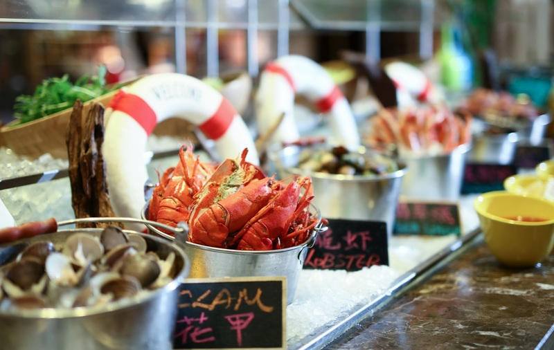 Café Marco Marco Polo Hongkong Hotel 馬哥孛羅香港酒店- Lobster & Tomahawk Dinner Buffet- 1