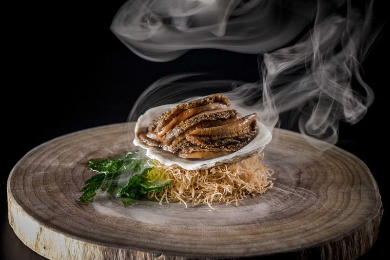 Above & Beyond Hotel ICON - 天外天中菜廳 - 唯港薈 OKiBook Hong Kong Restaurant Buffet Booking 自助餐預訂香Smoked Abalone in Soy Sauce