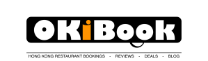 OKiBook Hong Kong Logo Restaurant Buffet Booking 自助餐預訂香