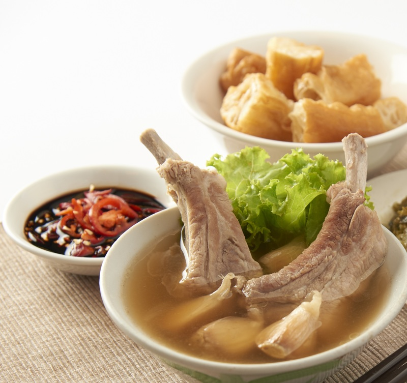 Satay Inn City Garden Hotel 沙嗲軒 - 城市花園酒店- OKiBook Hong Kong Restaurant Booking 自助餐預訂香 - Kurobuta Pork Rib Bak Kut Teh