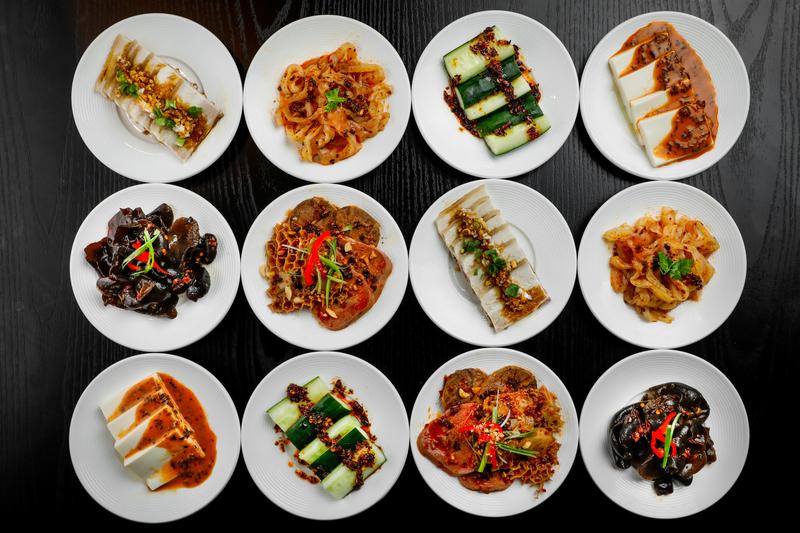 LIS Cafe L'hotel Island South 如心南灣海景酒店 - OKiBook Hong Kong Restaurant Buffet booking 自助餐預訂香港 - Sichaun Buffet 火熱「川」味自助晚餐 - 川味涼盤