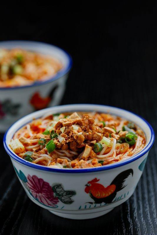 LIS Cafe L'hotel Island South 如心南灣海景酒店 - OKiBook Hong Kong Restaurant Buffet booking 自助餐預訂香港 - Sichaun Buffet 火熱「川」味自助晚餐 - Dan Dan Noodles- 四川擔擔麵
