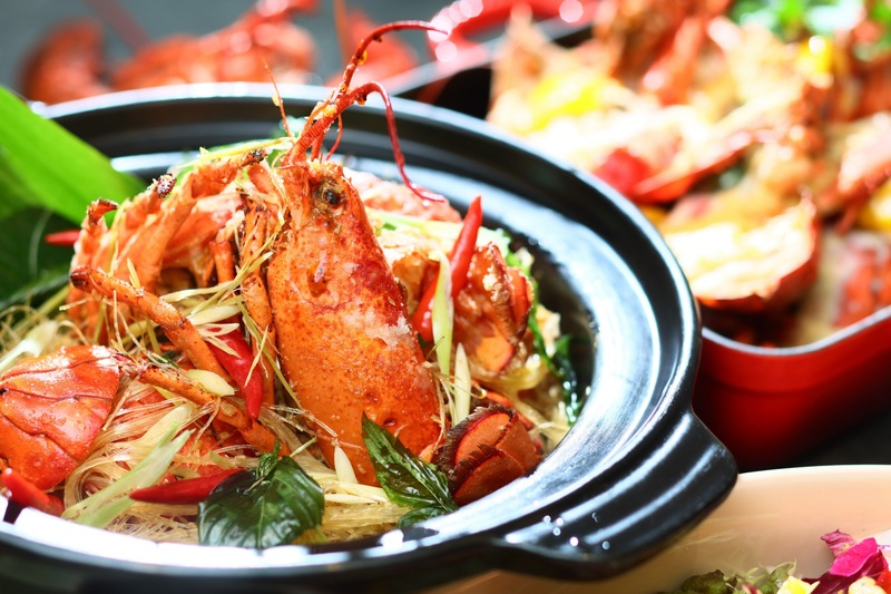 add@Prince - Prince Hotel 太子酒店 - OKiBook Hong Kong Restaurant Booking 自助餐預訂香 - Lobster Buffet 海龍盛宴自助晚餐 Stir- fried Vermicelli with Lobster in Thai Style 泰式龍蝦炒粉絲add@Prince - Prince Hotel 太子酒店 - OKiBook Hong Kong Restaurant Booking 自助餐預訂香 - Lobster Buffet 海龍盛宴自助晚餐 Stir- fried Vermicelli with Lobster in Thai Style 泰式龍蝦炒粉絲