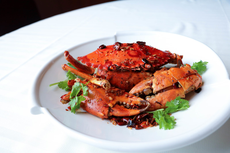 Nam Fong Le Meridien Cyberport 南坊中餐廳 - 數碼港艾美酒店 Sichuan Menu - OKiBook Hong Kong Restaurant Booking 自助餐預訂香 Autumn Crab Delights 南坊邂逅