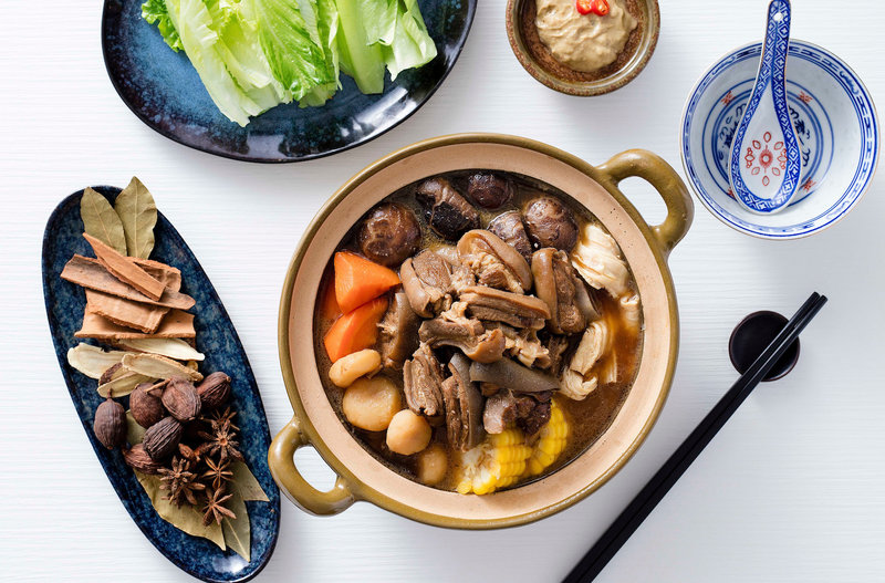 李家菜_-_古法炭爐羊腩煲 Lei Ka Choi - Braised Lamb Brisket Casserole - Book Hong Kong best hotel buffets and restaurants 預訂香港最好的酒店自助餐和餐廳