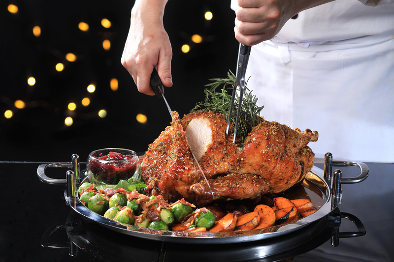 Yamm The Mira Hong Kong - OKiBook Hong Kong Restaurant Buffet booking 自助餐預訂香港 - Christmas Turkey