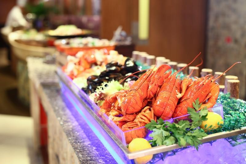 add@Prince - Prince Hotel 太子酒店 - OKiBook Hong Kong and Macau Restaurant Buffet booking 餐廳和自助餐預訂香港和澳門 add@Prince_Jet-fresh seafood 冰鎮海鮮