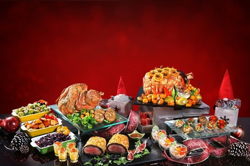 Yamm The Mira Hong Kong- OKiBook Hong Kong and Macau Restaurant Buffet booking 餐廳和自助餐預訂香港和澳門 - X'mas Dinner Buffet_web1