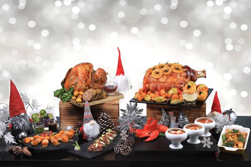 Yamm The Mira Hong Kong- OKiBook Hong Kong and Macau Restaurant Buffet booking 餐廳和自助餐預訂香港和澳門 - X'mas Brunch Buffet_web1
