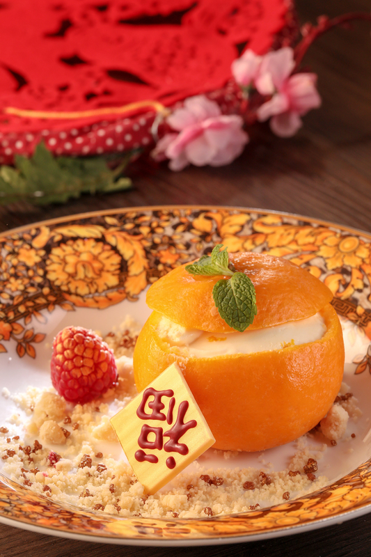 ava hotel panorama - - chinese new year dessert - okibook hong kong and macau restaurant buffet booking