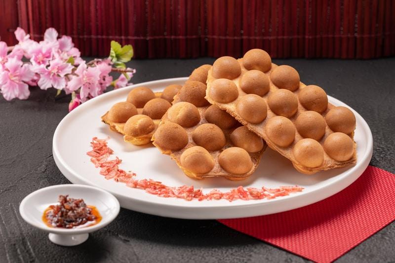 Centre Street Kitchen - Island Pacific - 中西∙環 - 港島太平洋酒店 - OKiBook Hong Kong and Macau Restaurant Buffet booking 餐廳和自助餐預訂香港和澳門 - Hong Kong Style Egg Waffle