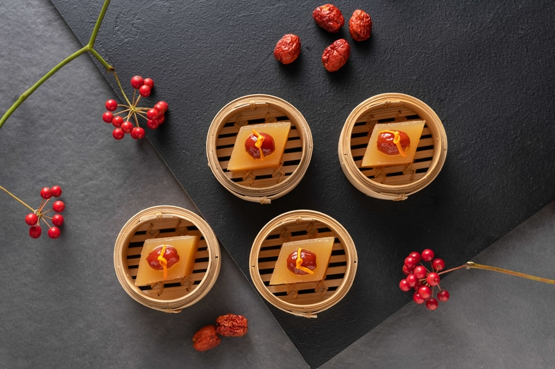Centre Street Kitchen - Island Pacific - 中西∙環 - 港島太平洋酒店 - OKiBook Hong Kong and Macau Restaurant Buffet booking 餐廳和自助餐預訂香港和澳門 - Steamed Red Date Pudding