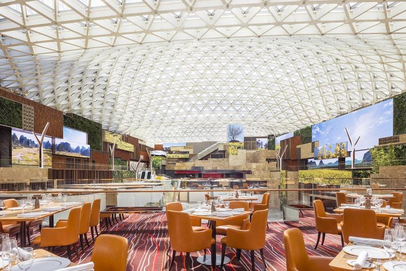 Grill 58 - MGM Cotai Macau - 盛焰 - 美獅美高梅- OKiBook - Book Hong Kong and Macau best hotel buffets and restaurants 預訂香港和澳門最好的酒店自助餐和餐廳6