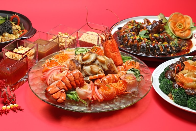 Yamm The Mira Hong Kong- OKiBook Hong Kong and Macau Restaurant Buffet booking 餐廳和自助餐預訂香港和澳門 - Chinese New Year Buffet