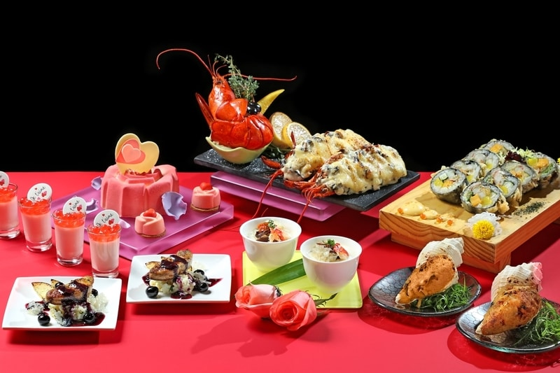 Yamm The Mira Hong Kong- OKiBook Hong Kong and Macau Restaurant Buffet booking 餐廳和自助餐預訂香港和澳門 - Valentine's Day Buffet