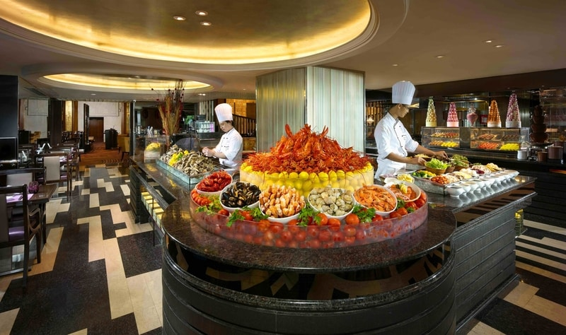 Cafe on M InterContinental Grand Stanford 海景咖啡廊 - 海景嘉福洲際酒店 - OKiBook Hong Kong and Macau Restaurant Buffet booking 餐廳和自助餐預訂香港和澳門 Oyster and Lobster Buffet 5