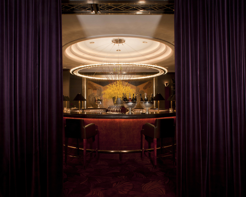 Champagne Bar Grand Hyatt Hong Kong 香檳吧 香港君悅酒店 OKiBook Hong Kong and Macau Restaurant Buffet booking 餐廳和自助餐預訂香港和澳門 Champagne Secret Stefan Leyshon 香檳之謎 2
