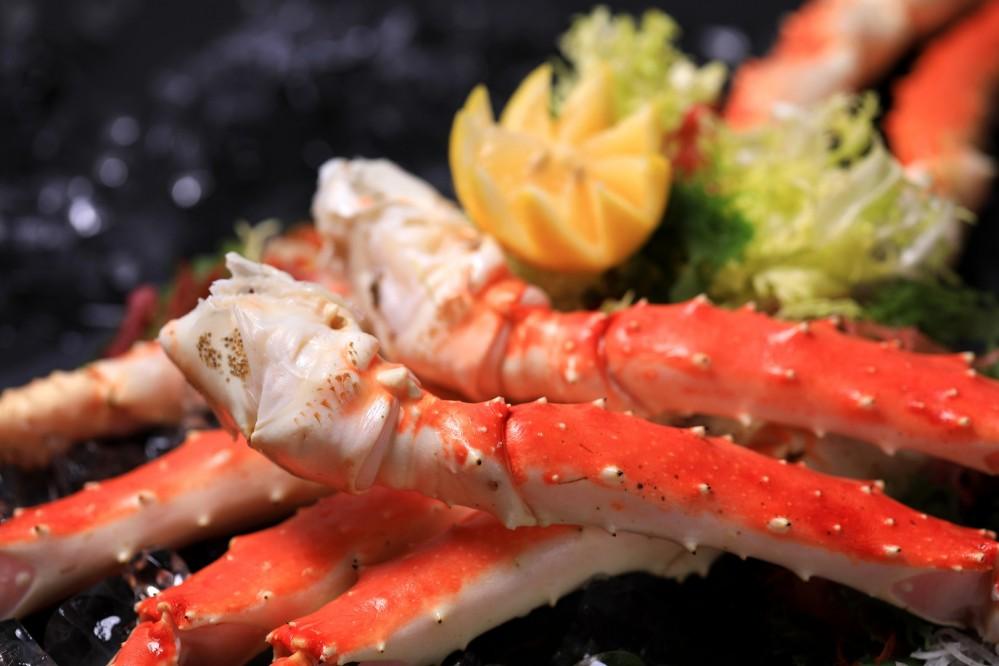 Yamm The Mira Hong Kong - OKiBook Hong Kong and Macau Restaurant Buffet booking 餐廳和自助餐預訂香港和澳門 - Alaska BUffet - 阿拉斯加海鮮盛宴 - Sweet and delicious Alaska king crab legs