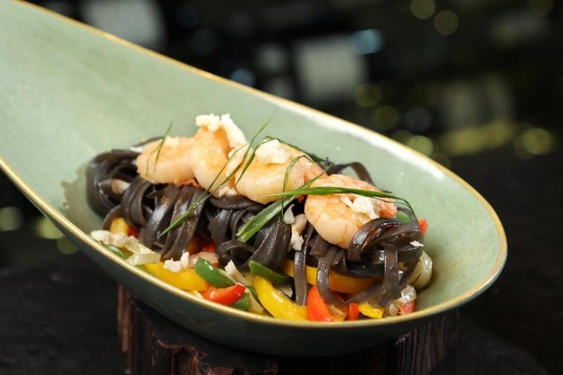 Yamm - The Mira Hong Kong  - OKiBook Hong Kong and Macau  Restaurant Buffet booking 餐廳和自助餐預訂香港和澳門 Crab Pasta