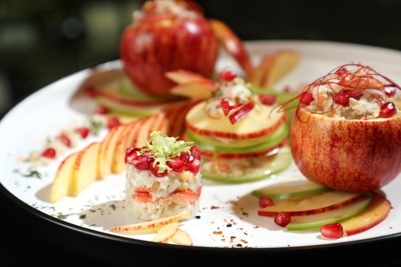 Yamm - The Mira Hong Kong - OKiBook Hong Kong and Macau Restaurant Buffet booking 餐廳和自助餐預訂香港和澳門 Crab Salad