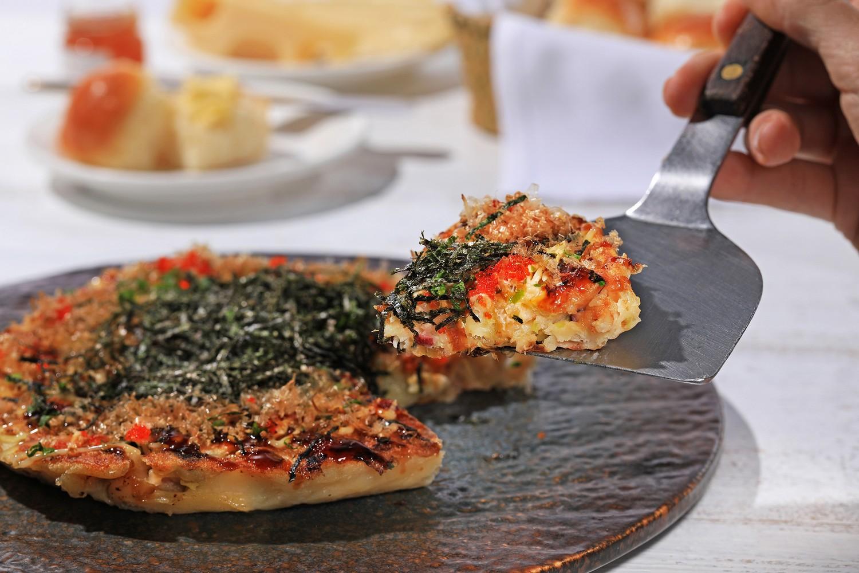 Yamm - The Mira Hong Kong - OKiBook Hong Kong and Macau Restaurant Buffet booking 餐廳和自助餐預訂香港和澳門 - Summer Sunday Brunch 2019 - Tailor-made Okonomiyaki