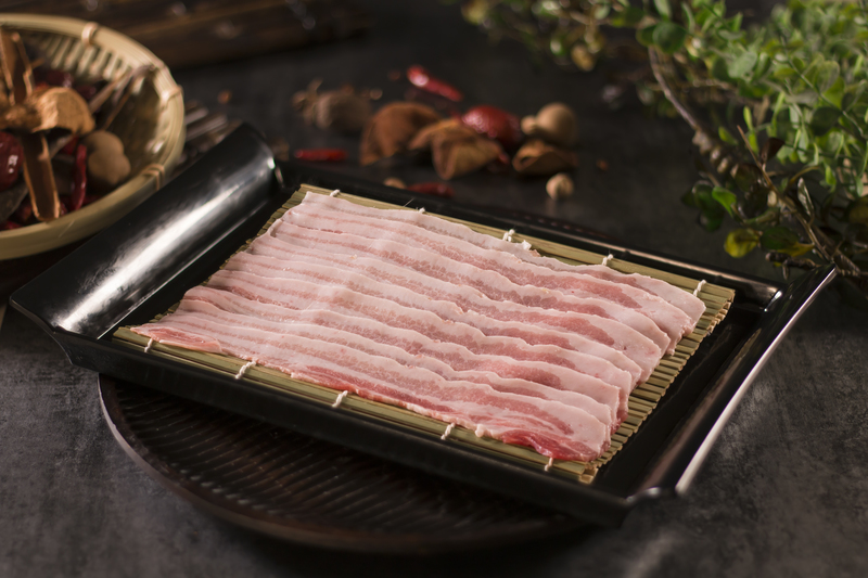 Beauty in The Pot- 美滋鍋 OKiBook Hong Kong and Macau Restaurant Buffet booking 餐廳和自助餐預訂香港和澳門  黑豚五花肉 Nagano Pork Belly