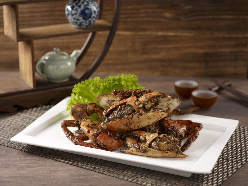 Paradise Classic 樂天經典 - OKiBook Hong Kong and Macau Restaurant Buffet booking 餐廳和自助餐預訂香港和澳門 - 星洲黑胡椒螃蟹 Singapore Style  Black Pepper Crab