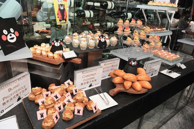 Yamm - The Mira Hong Kong  - OKiBook Hong Kong and Macau  Restaurant Buffet booking 餐廳和自助餐預訂香港和澳門  - Anniversary Buffet 十週年尋味慶典盛宴 Kumamoto buffet 熊本美饌盛會載譽歸來 - Kumamoto Chestnut Desserts