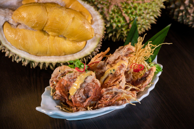 The Market - Hotel ICON - 唯港薈 - OKiBook Hong Kong and Macau Restaurant Buffet booking 餐廳和自助餐預訂香港和澳門 - All about Durian buffet 榴槤主題自助餐