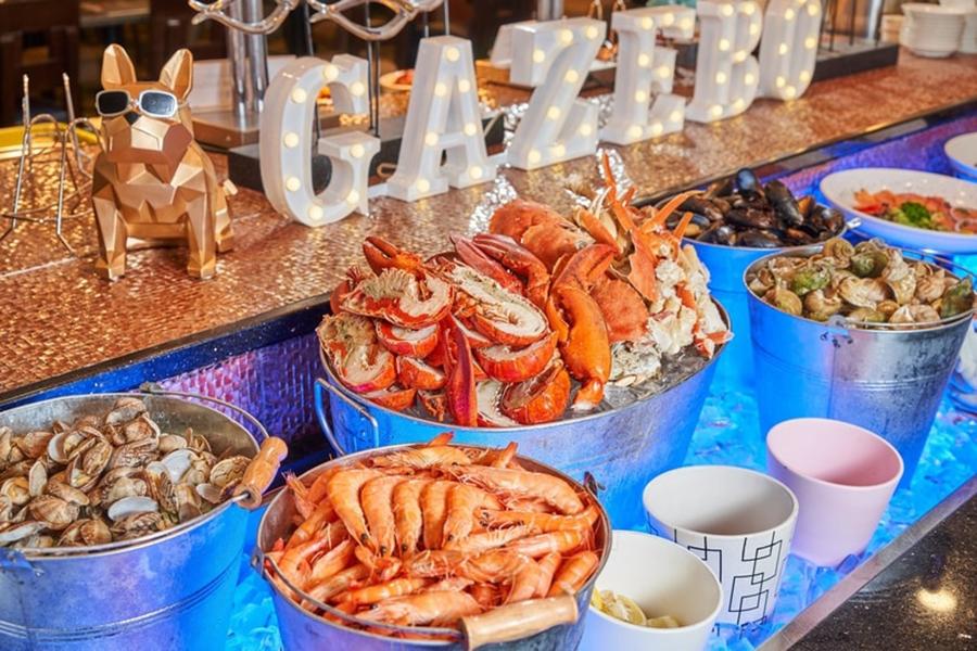 The Gazebo Restaurant - The Charterhouse Causeway Bay