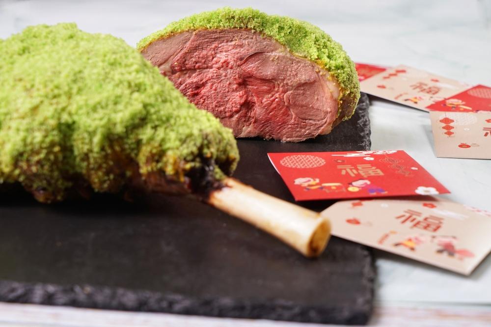 DSC07241 香草烤羊脾(1月25-28日供應) Herb-crusted Leg of Lamb(available on 25-28 Jan)_H.JPG